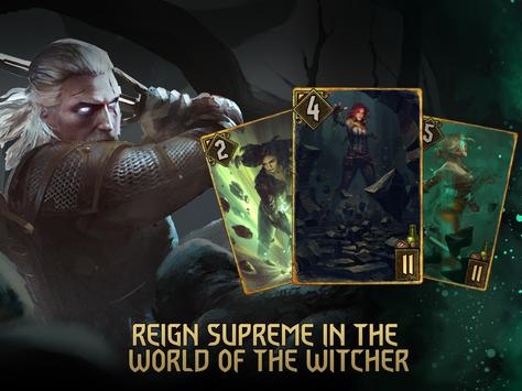 GWENT: The Witcher Card Game screenshot 11