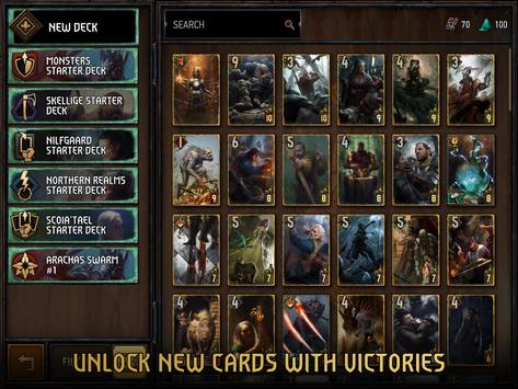 GWENT: The Witcher Card Game screenshot 15