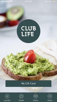 Club Life Miami poster