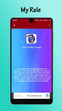 Best Hoodies Design screenshot 3