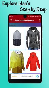 Best Hoodies Design poster