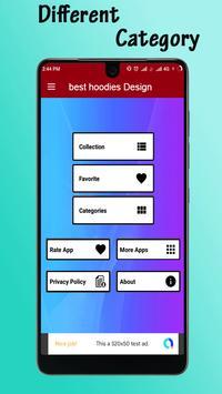 Best Hoodies Design screenshot 1