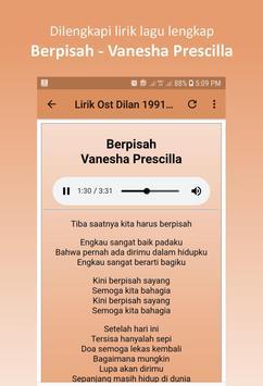 Ost Dilan 1991 screenshot 2