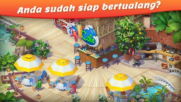 Tropical Forest: Cerita Match 3 screenshot 6