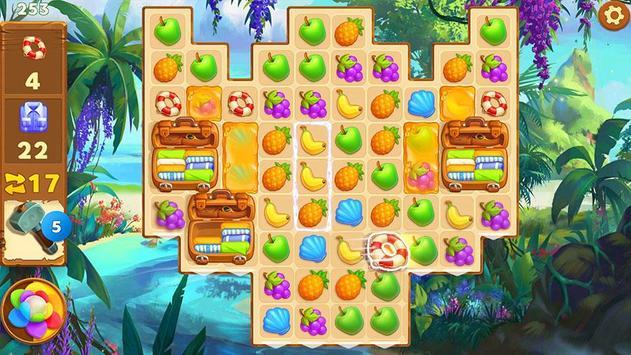 Tropical Forest: Cerita Match 3 screenshot 7