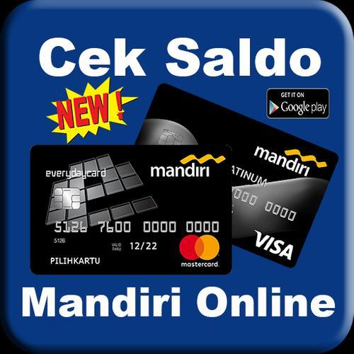 Cara Cek Saldo Mandiri Online For Android Apk Download