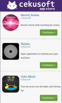 Cekusoft App Store screenshot 3