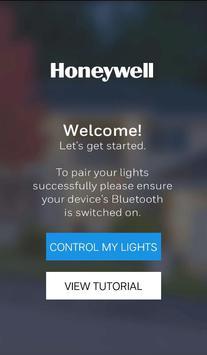 Honeywell LED Lighting poster