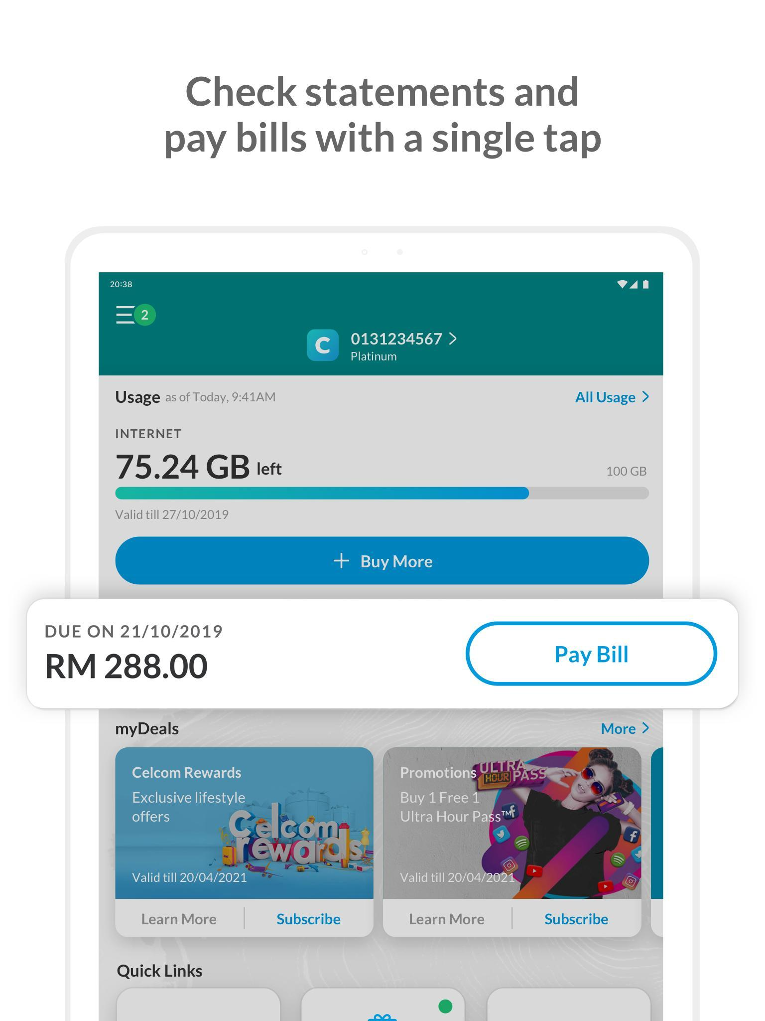 Celcom Life For Android Apk Download