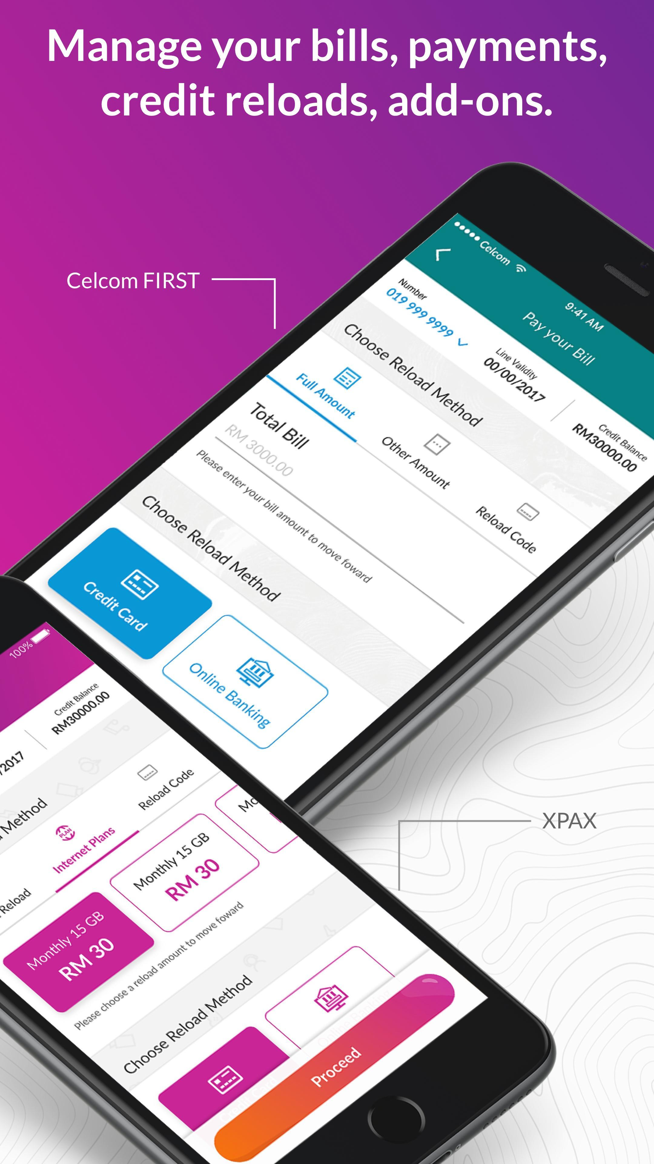 Celcom Life for Android - APK Download