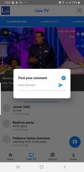 Live TV Mobile screenshot 3