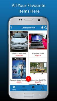 Cellbazaar.com | Buy, Sell & Jobs screenshot 1