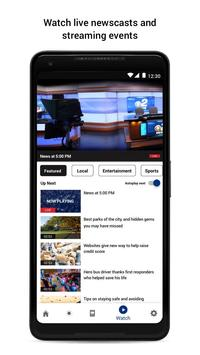 KGAN CBS2 screenshot 1