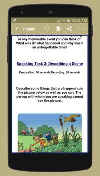 Permanent Resident Speaking Prep screenshot 11