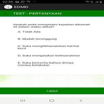 EDMD screenshot 1