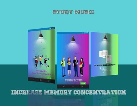 Study Music App - Concentration Focus Reading screenshot 2