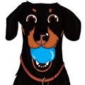 CrusoeMoji - Celebrity Dachshund Wiener Dog Emojis