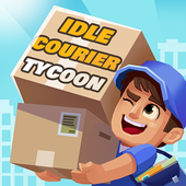 Idle Courier Tycoon icon