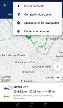 Central de GPS Mobile screenshot 4