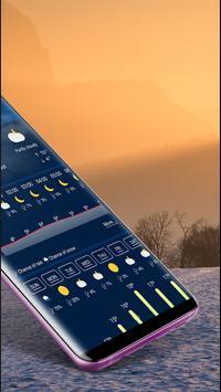 National Weather Forecast services & Radar channel screenshot 1