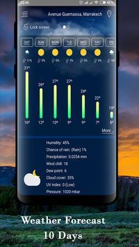 National Weather Forecast services & Radar channel screenshot 4