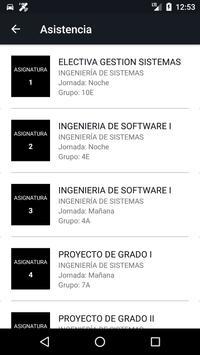 Zeus Académico screenshot 5