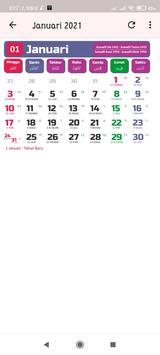 Kalender 2021 screenshot 3