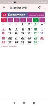 Kalender 2021 screenshot 5