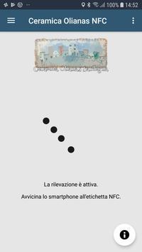 Ceramica Olianas NFC poster