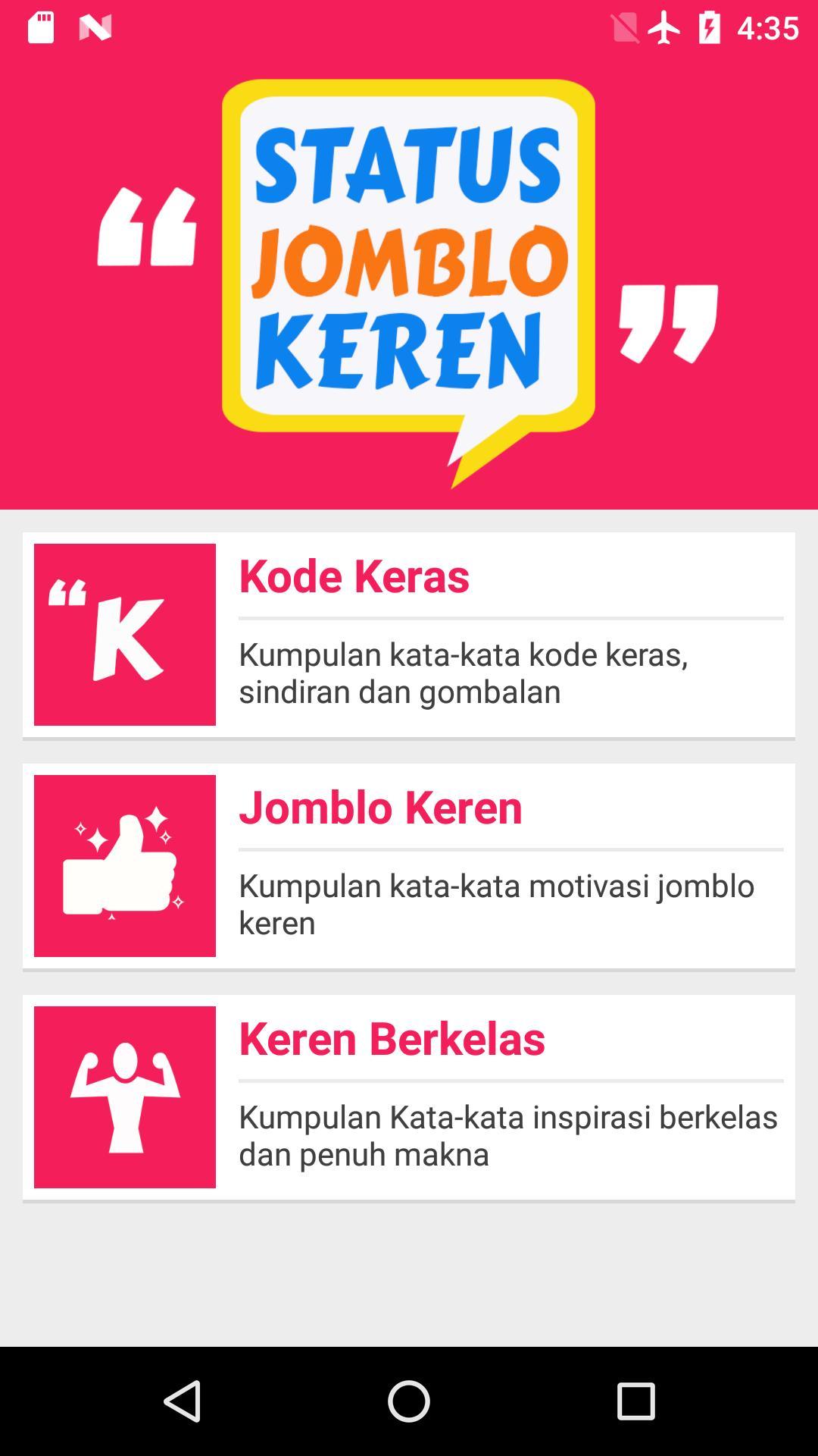 Status Jomblo Keren For Android Apk Download