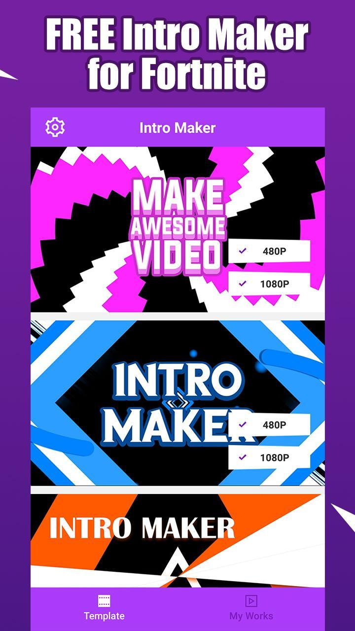 Fort Intro Maker For Android Apk Download