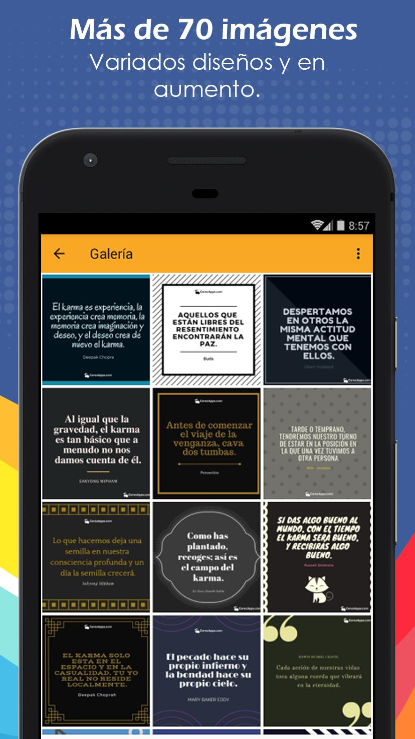 Frases Del Karma For Android Apk Download