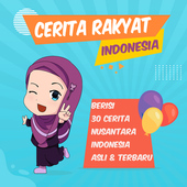 Cerita Rakyat Nusantara Indonesia Lengkap 2019 icon