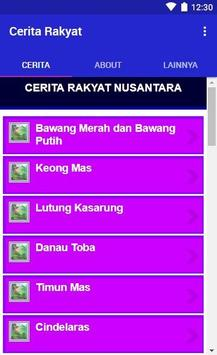 Cerita Rakyat Nusantara Indonesia Lengkap 2019 poster