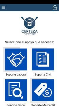 Certeza Control Legal screenshot 7