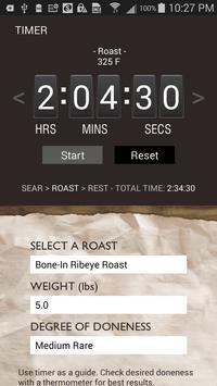 Roast Perfect capture d'écran 2