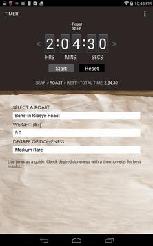 Roast Perfect capture d'écran 7