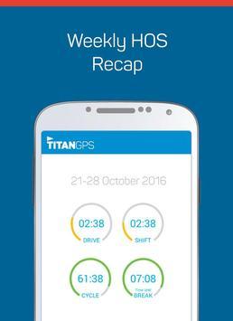 Titan GPS Electronic Logbook screenshot 3