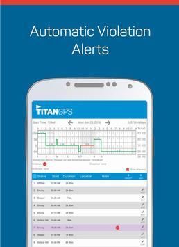 Titan GPS Electronic Logbook screenshot 2