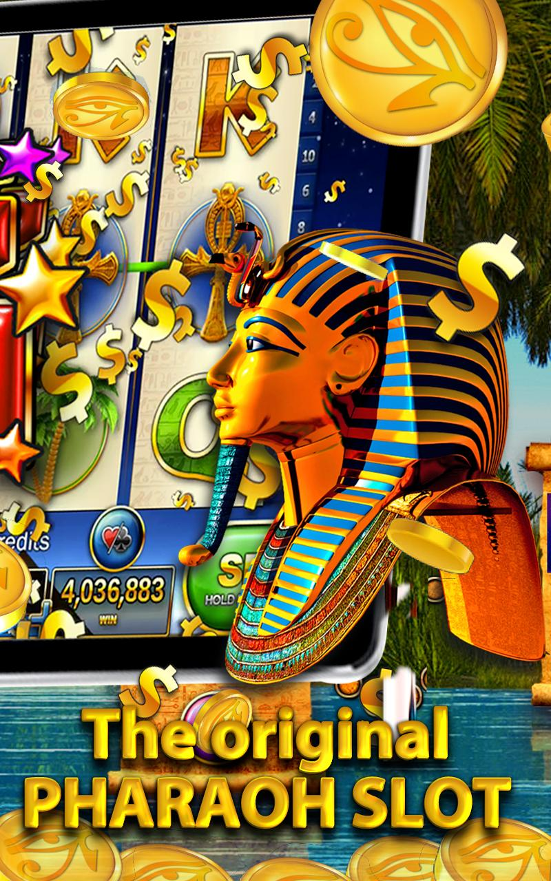 Pharaoh Casino Games