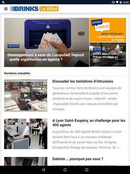 Brink's Le Billet screenshot 6