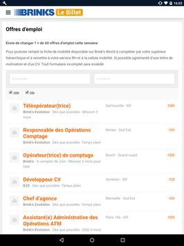 Brink's Le Billet screenshot 10