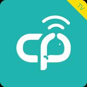 CetusPlay - TV Remote Server Receiver ícone