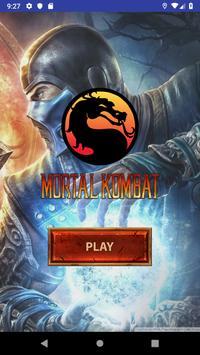 Mortal Kombat Soundboard poster