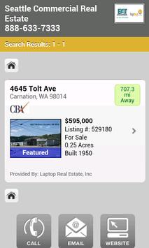 Seattle Commercial Real Estate screenshot 1