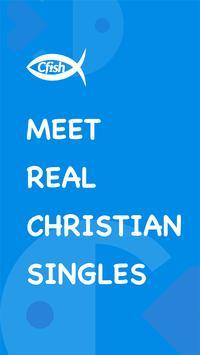 Christian Dating, Mingle & Meet Singles - CFish poster