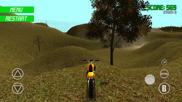 Motocross Motorbike Simulator screenshot 3