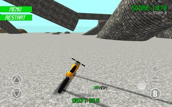 Motocross Motorbike Simulator screenshot 12