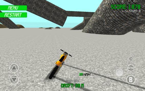 Motocross Motorbike Simulator screenshot 20