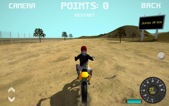 Motocross Motorbike Simulator screenshot 9